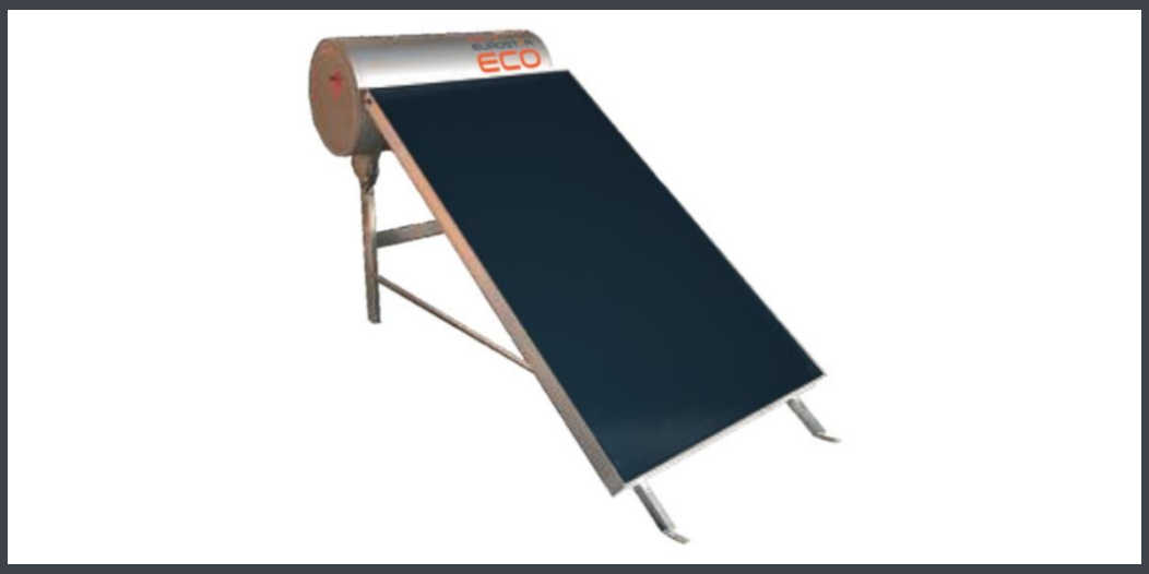 Our Solar Water Heater